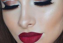 Bold Event Makeup