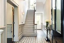 Entrance hallway tiles/flooring