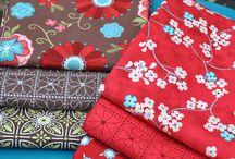 Tecidos/ Fabrics