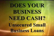 Unsecured Small Business Loan / How to apply and get the approval of unsecured small business loans.