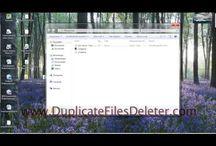 Best Duplicate File Finder 2013. DuplicateFilesDeleter.com