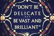 Quotations and sayings / This is my collections of words to live by..... / by Lisa K. Foreman