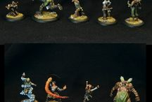 Guild Ball - Alchemists