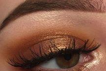 Malowanie oczu
