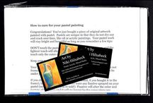 Art instruction/info / by Paula Mingolelli