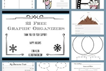 Graphic Organizers / by Danielle Carver