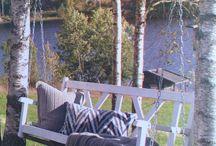 Scandinavian cottage living