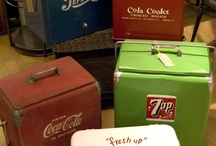 Coolers, Thermos, Picnic Baskets