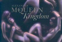 Alexander McQueen / My all time favourite fashion designer, Alexander McQueen.