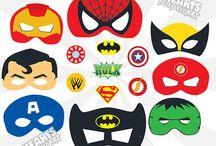 Batman vs Superman Party / by Valarie Daugherty