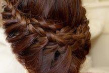 hårstiler / Hårfarger, fletter og andre hårstiler