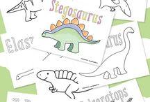 Joshua dinosaur partytjie