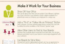 Pinterest, Business