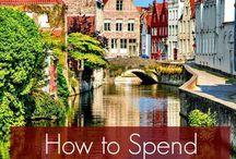 Belgium travel inspirations