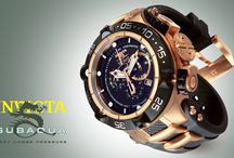 INVICTA Subaqua Collection!!!!!