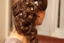 Prom hair styles / by Taylor Foster