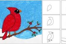 Draw it / How to draw different items.  / by Emma Kalinowski