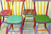 Cadeiras - Chairs