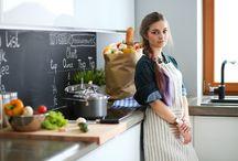 Kuchnia / Pomysły, aranżacje, ciekawostki do kuchni