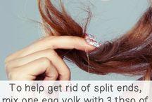 Split ends remedy