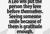 Good to be a Leo