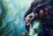 mermaids / by Sara Lyn