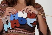 Knit/Crochet Posters / by Tammie Via