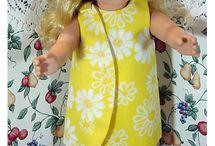 Doll and teddy bear clothes