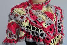 z*Crochet ~ Shawl, scarf