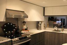 North York Condo Kitchen