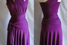 Infinity Dress Styles / Styles for my infinity dress