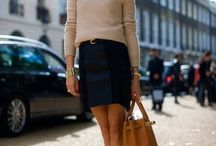 Olivia Palermo Inspiration / Love her taste for fashion and style! Great Inspiration