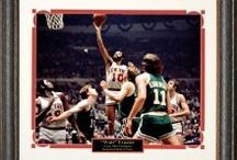 Autographed Basketball Memorabilia