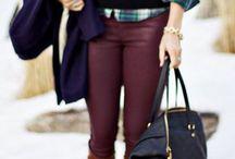 Fall/Winter Fashion Inspiration