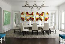 Dining Rooms / by Jodie Resendiz