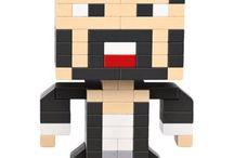 LOZ Mini Blocks Minecraft / LOZ Mini Blocks Minecraft