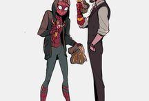 Marvel (enfin iron man et spiderman mes 2 chouchous!)