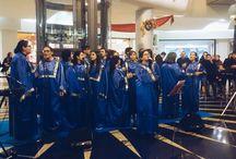 Gospel al Centro Le Vele & Millennium / Il Natale è un momento di gioia e condivisione!  Domenica 13 dicembre abbiamo ascoltato i brani più coinvolgenti della tradizione natalizia Gospel, eseguiti da un coro di oltre 20 elementi fra coristi e musicisti.