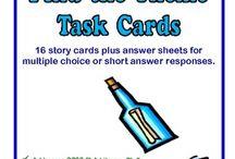 task cards / by Lesley Bodkin