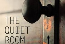 The Quiet Room / The Quiet Room is a work of historical fiction set in the rural Midwest 1900-1950.   This board includes artifacts from my research as well as items that inspired the story