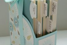 Crafts - Boxes (Recipe,Card, etc) / by Brandy Mayerski