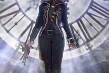 Emily Kaldwin - Dishonored 2 / References for making an Emily Kaldwin (Dishonored 2) cosplay.