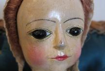 Dolls Wooden