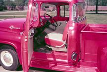 Pink Vehicle / by www.gear4gearheads.com