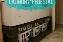Laundry / Laundry room idea and inspiration