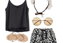 Summer outfit's