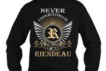 Riendeau Family cool Shirt