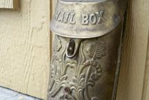 Snail Mailboxes / by Cellane McLeod
