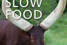 Save Slow food