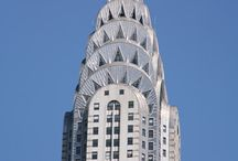 Chrysler Building, New York / by Mary Peterson